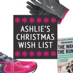 Christmas wish list for runners