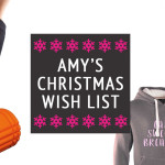 Amy's Christmas Wish List