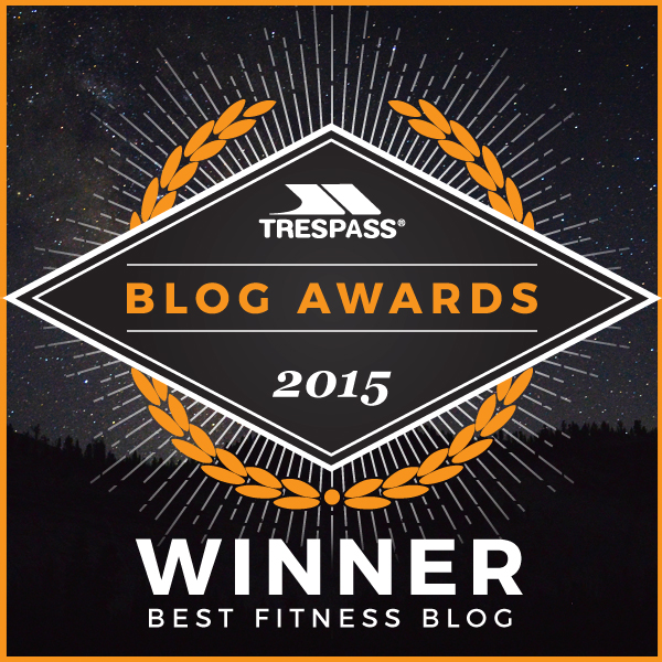 Trespass Blogger Nomination