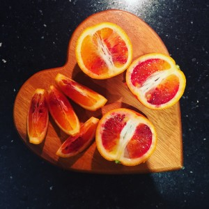 Farmdrop review - blood oranges