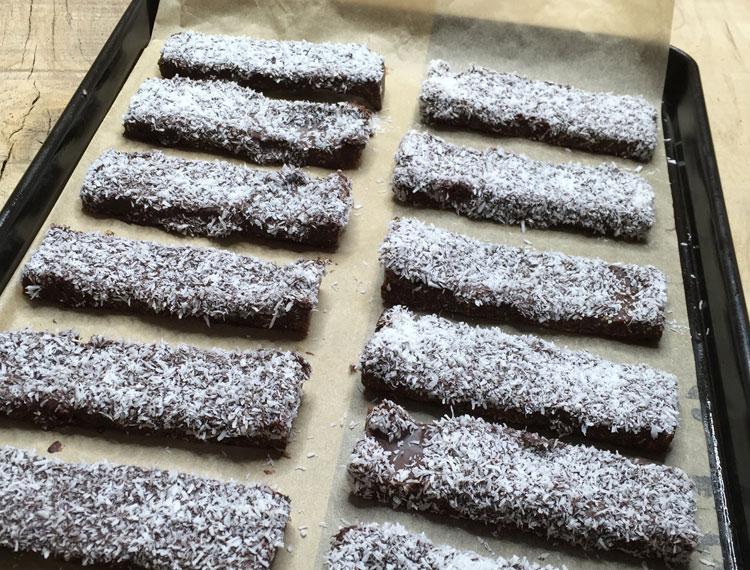 Raw Cherry Cacao Bars