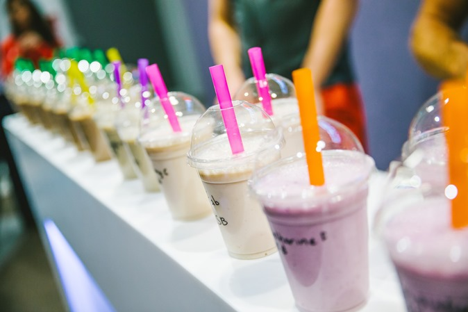 Best's Bootcamp - smoothies