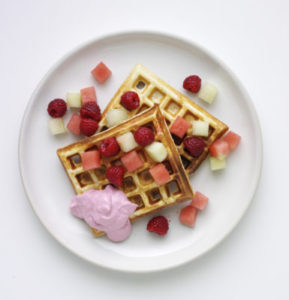Lean Gains - waffles