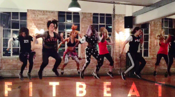TRIED & TESTED: FitBEAT with Joelle D'Fontaine