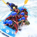 TRIED & TESTED: White Water Rafting at the Lee Valley Centre