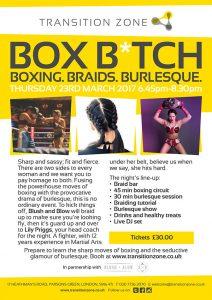 BOX B*ITCH @ Transition Zone | England | United Kingdom