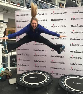 Bounce and pose with ReboundUK!