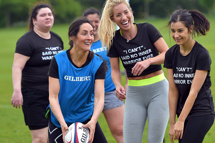 HARLEQUINS LADIES WARRIOR CAMP @ The Memorial Ground | United Kingdom