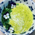Thai Green Sweetcorn Soup