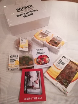 wicked healthy vegan ready meals review