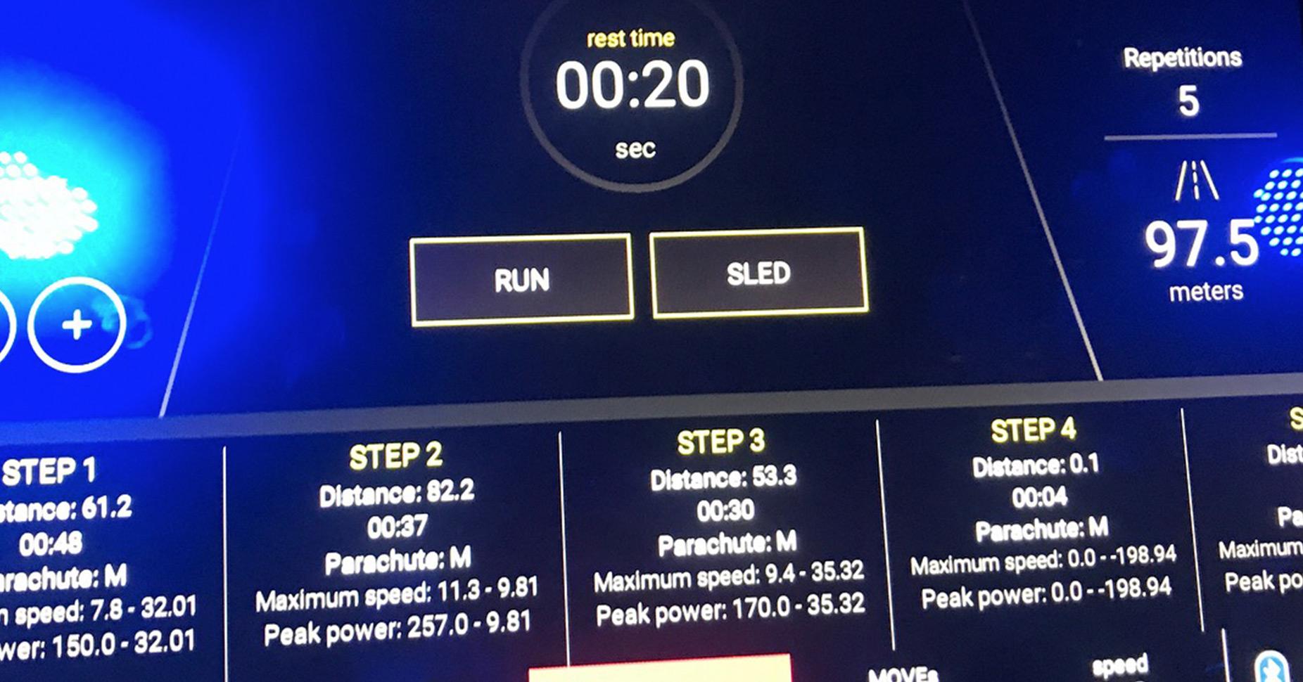 Sweat It Technogym