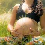 prevent stomach muscle separation whilst exercising during pregnancy