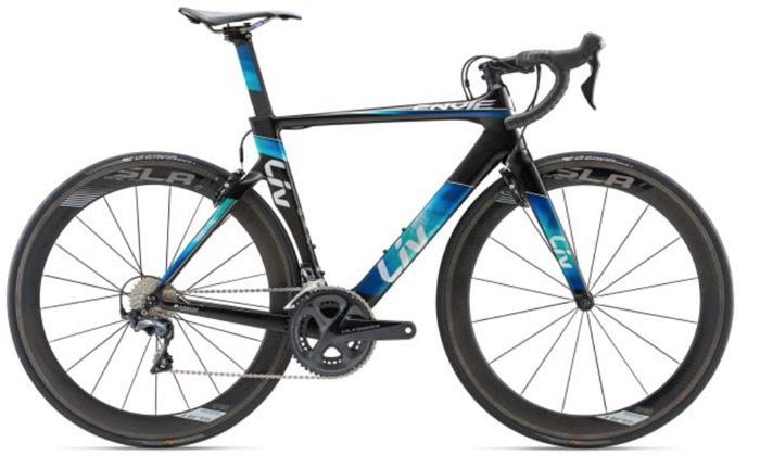 fit londoner christmas wish list - liv cycling envie bike