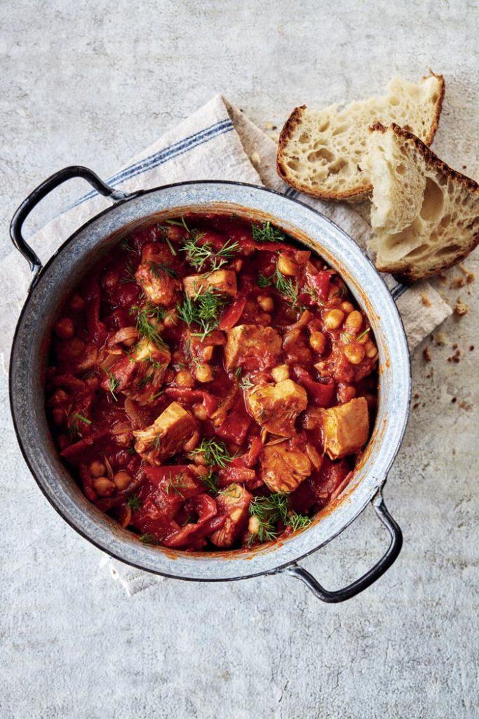 red pepper goulash recipe