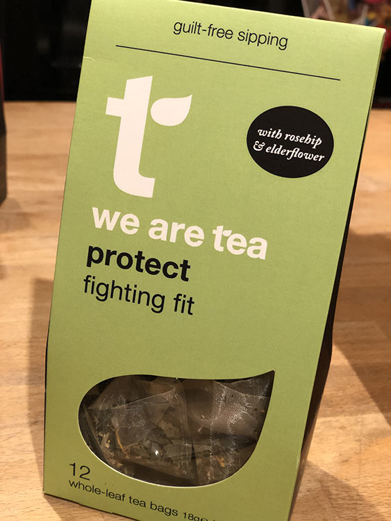 We are Tea - protect