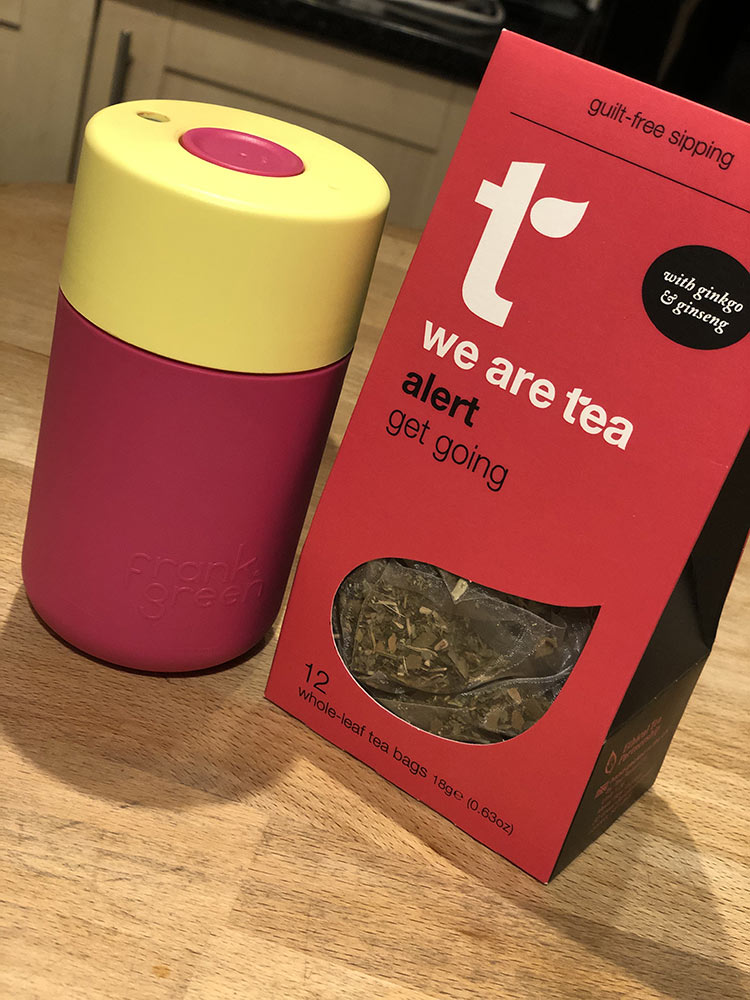 We Are Tea - Get Going
