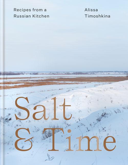 Salt & Time bookcover by Alissa Timoshkina