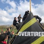5k urban tough mudder finsbury