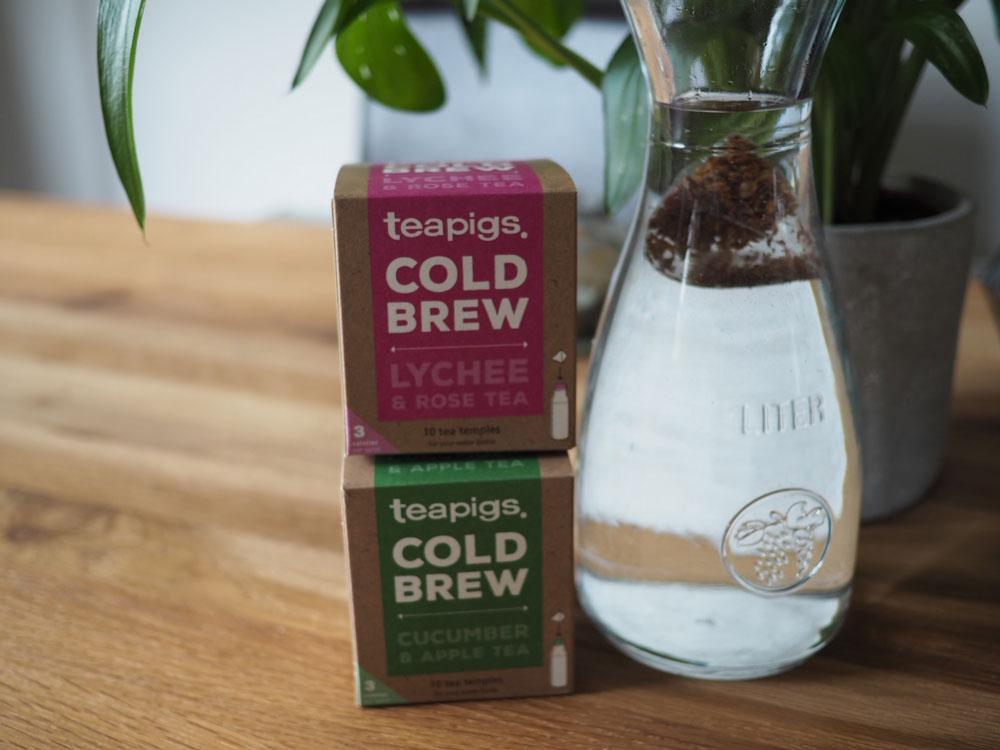 Teapigs Cold Brew Teas