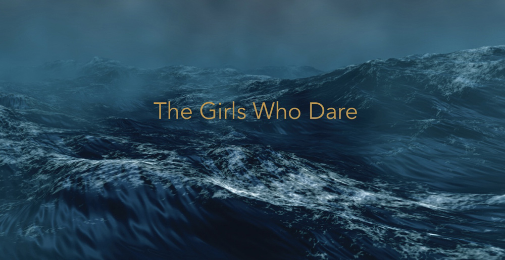 The Girls Who Dare Header