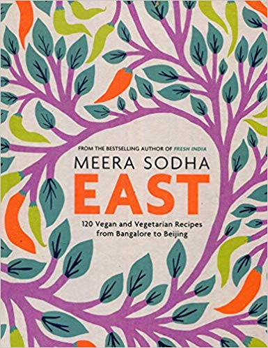 East by Meera Sodha -  foodie christmas wish list