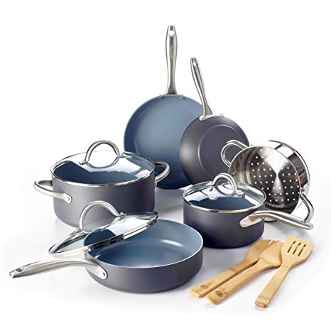 Green pan cookware - foodie christmas wish list