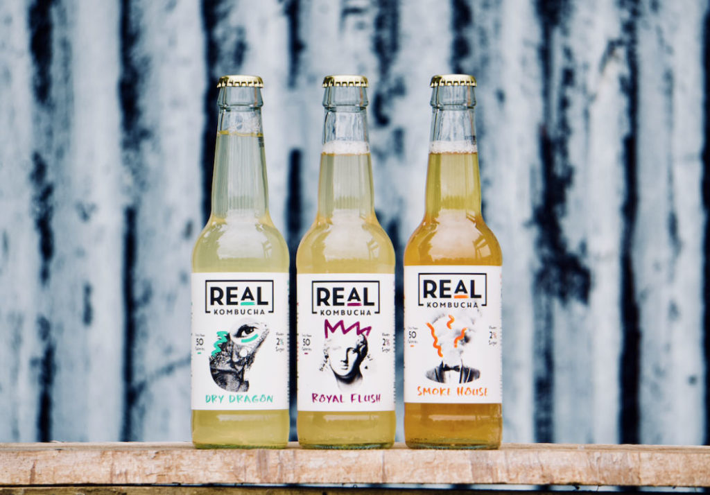 Real Kombucha flavours -  foodie christmas wish list