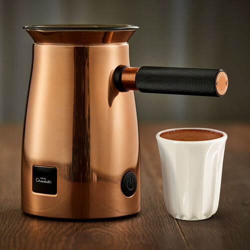 The Hotel Chocolate Velvetiser -  foodie christmas wish list