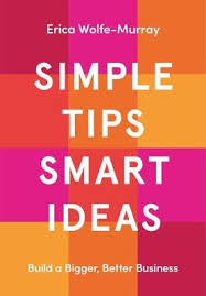 Simple Tips Smart ideas book cover