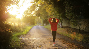 staying healthy during self isolation