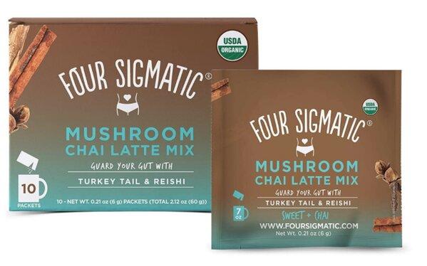 October's Top Picks - Four Sigmatic Mushroom latte