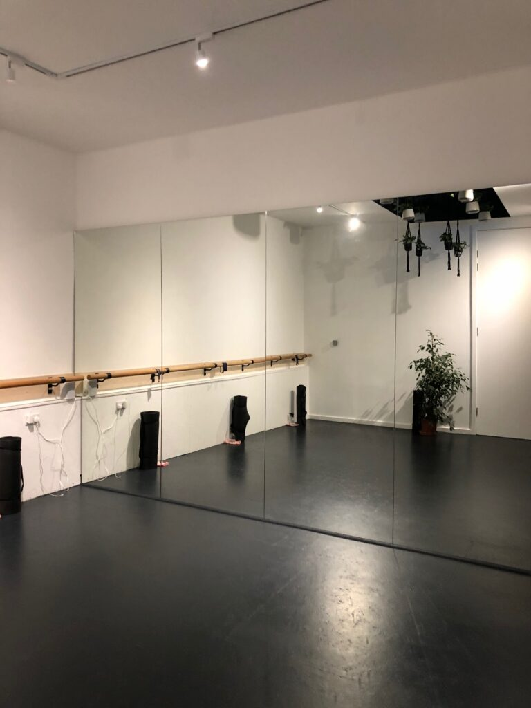 Barrebody studio Kentish Town