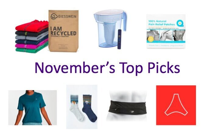 November's Top Picks