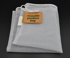 Eco-Friendly Products For The Home - Sainsbury's reusable produce bag