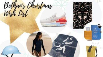 Bethan's Christmas Wish List