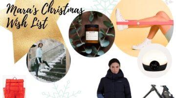 Mara's Christmas Wish List