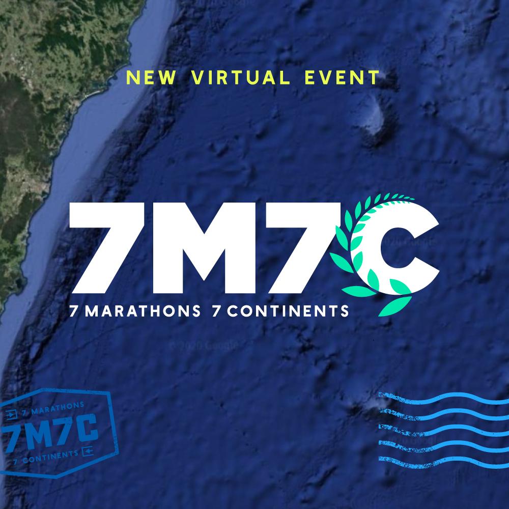 7 Marathons, 7 Continents
