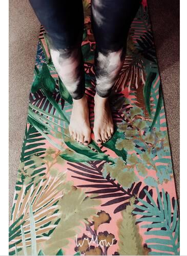 Willow Yoga Mat