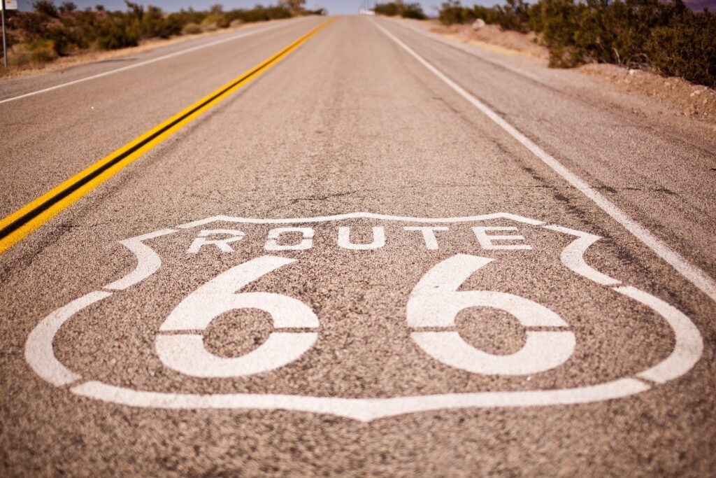 Route 66 Virtual Fitness Challenge