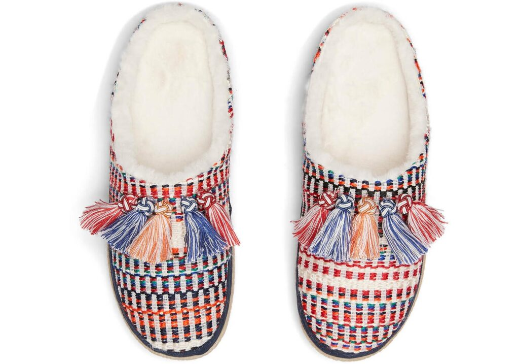 TOMS Vegan-friendly slippers are firmly on my Christmas wish list