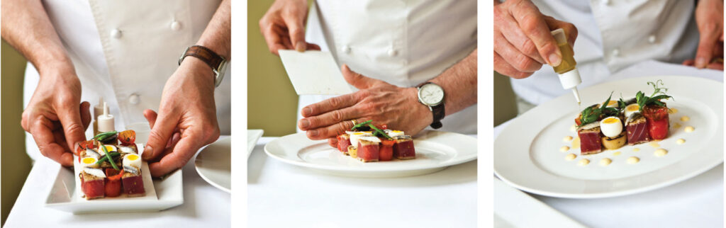 Plating up with One Fine Dine