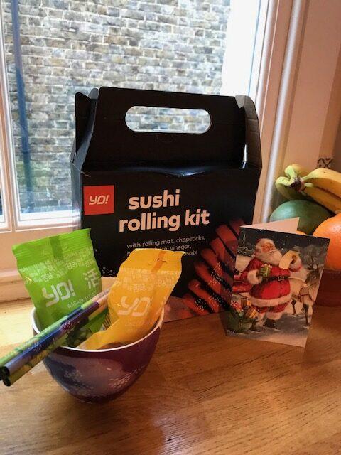Festive treats from Yo! Sushi