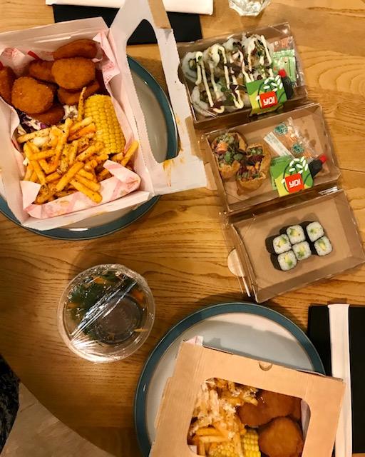 Yo! Vegan Japanese Festive Feast Box