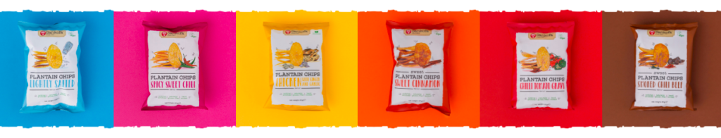 January's Top Picks - Vegan Edition - Sankofa's Plantain Chips