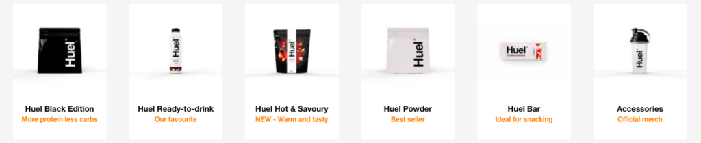 January's Top Picks - Vegan Edition - Huel's Nutritionally Complete Food