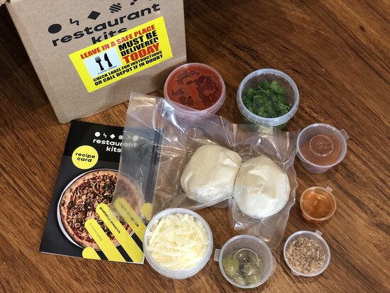 Vegan Dough Co Restaurant Kits