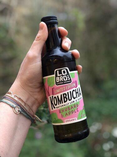 March round up - Lo Bros Kombucha
