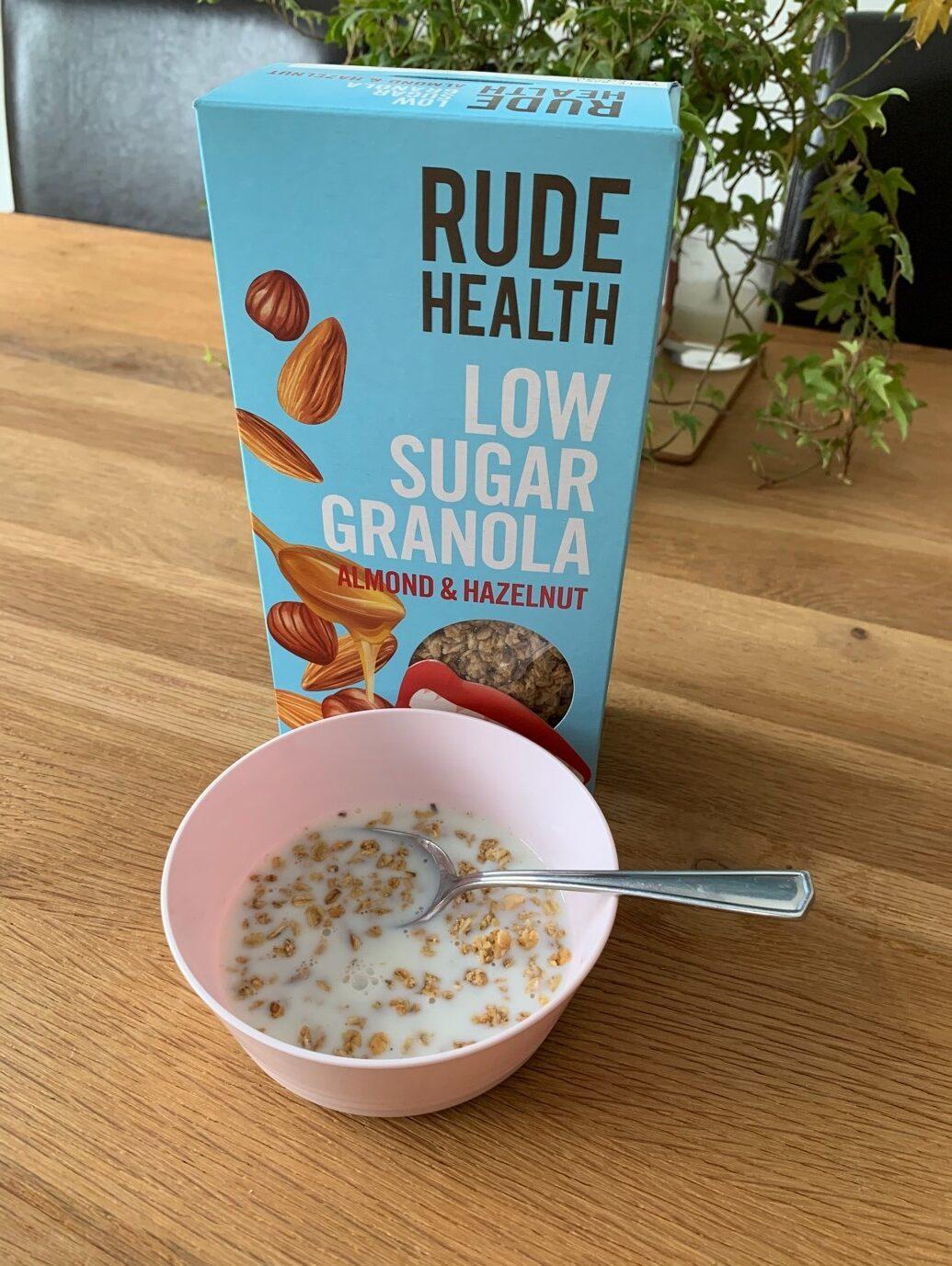 Rude Health Low Sugar Granola