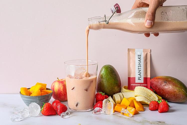 FOGA's Strawberry and Mango flavour