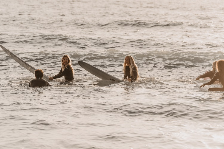 Vitamin Sea Collective Surf Group